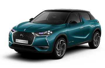 Official DS 3 Crossback 2019 safety rating