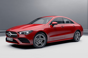 Mercedes Benz Cla >> Official Mercedes Benz Cla 2019 Safety Rating