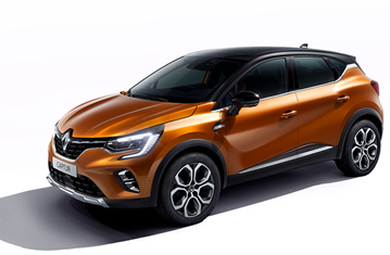 Renault Captur Experience >> Official Renault Captur 2019 Safety Rating