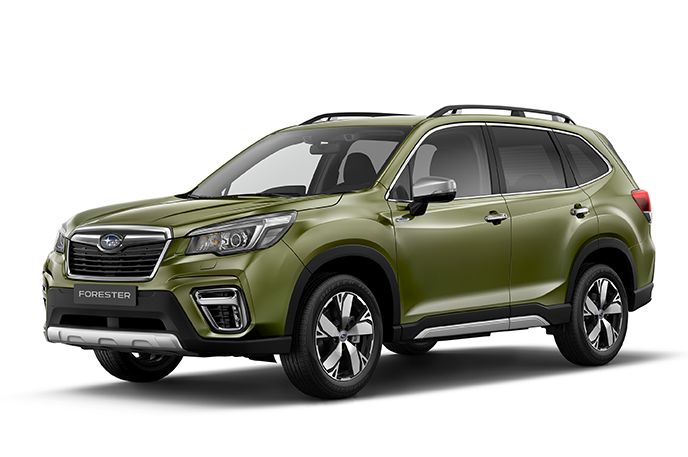 Official Subaru Forester 2019 Safety Rating