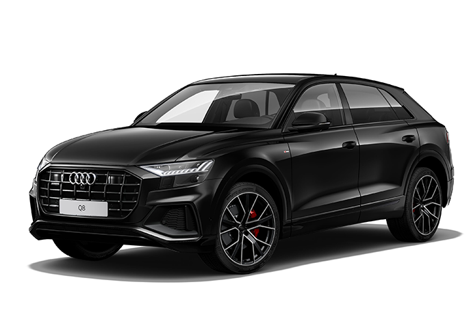 Offizielle Sicherheitsbewertung Audi Q8 2019