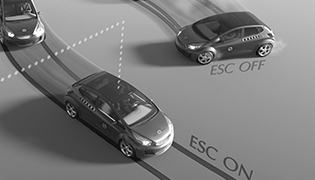 Electronic Stability Control - ESC