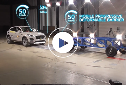 Euro NCAP illustrates new protocols of 2020
