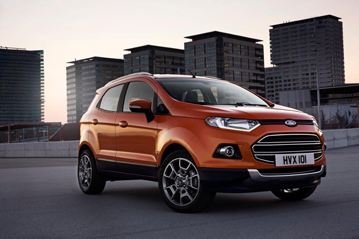 Official Ford Ecosport 2013 Safety Rating Results