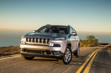 Official Jeep Cherokee 2013 safety rating results