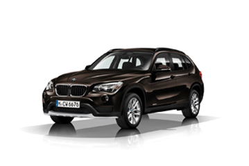 Official BMW X Safety Rating Results - 2012 bmw x1