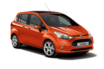 official ford b max 2012 safety rating results. Black Bedroom Furniture Sets. Home Design Ideas