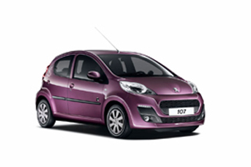 official peugeot 107 2012 safety rating results