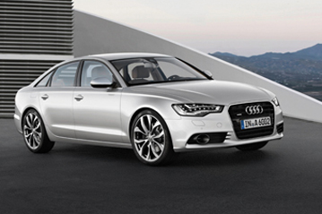 Official Audi A6 2011 Safety Rating Results