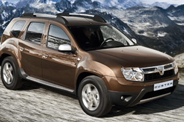 official dacia duster 2011 safety rating results. Black Bedroom Furniture Sets. Home Design Ideas