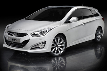 Official Hyundai I40 2011 Safety Rating Results