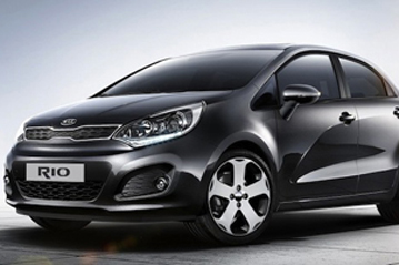 official kia rio 2011 safety rating results