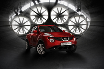 Official Nissan Juke 2011 safety rating results