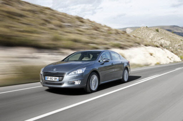 Official Peugeot 508 2011 safety rating results