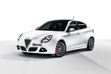 Official Alfa Romeo Giulietta 2010 Safety Rating Results