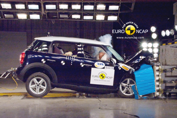 Official Mini Countryman 2010 Safety Rating Results