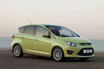 official ford c-max 2010 safety rating results