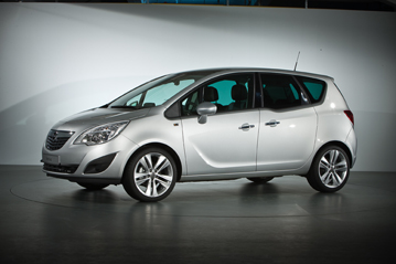 Official opelvauxhall meriva 2010 safety rating results sciox Image collections
