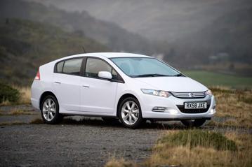 Honda insight safety rating