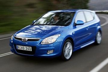 מאוד Official Hyundai i20 2009 safety rating results RP-64