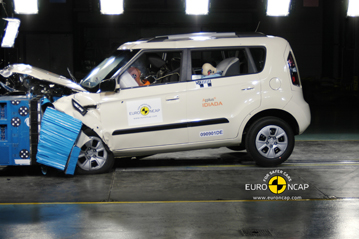 Beautiful Euro NCAP