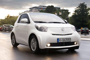 official toyota iq 2009 safety rating results. Black Bedroom Furniture Sets. Home Design Ideas
