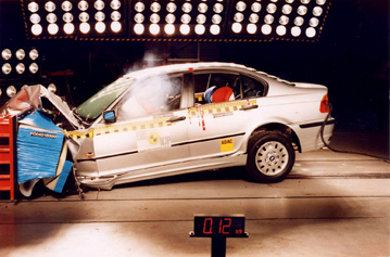 Official Bmw 3 Series 2001 Safety Rating