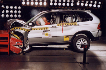 Official Bmw X5 2003 Safety Rating
